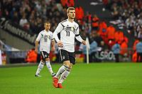 Timo Werner (Deutschland, Germany) - 10.11.2017: England vs. Deutschland, Freundschaftsspiel, Wembley Stadium
