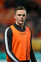 27th December 2019; Dens Park, Dundee, Scotland; Scottish Championship Football, Dundee Football Club versus Dundee United; Lawrence Shankland of Dundee United during the warm up before the match  - Editorial Use