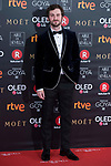 Raul Arevalo attends red carpet of Goya Cinema Awards 2018 at Madrid Marriott Auditorium in Madrid , Spain. February 03, 2018. (ALTERPHOTOS/Borja B.Hojas)