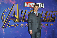 """Chris Hemsworth at the """"Avengers: Endgame"""" UK fan event, Picturehouse Central, Corner of Shaftesbury Avenue and Great Windmill Street, London, England, UK, on Wednesday 10th April 2019.<br /> CAP/CAN<br /> ©CAN/Capital Pictures"""