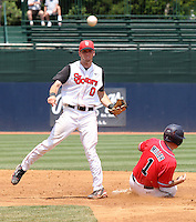 NCAA Regional Baseball June 4-7, 2010 in Charlottesville, VA. (Photo/Andrew Shurtleff)