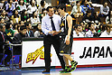 (L to R) .  Donald Beck (Alvark), .Taishi Ito (Alvark), .APRIL 22, 2012 - Basketball : .JBL FINALS 2011-2012 GAME 4 .between Aisin Sea Horses 64-83 Toyota Alvark .at 2nd Yoyogi Gymnasium, Tokyo, Japan. .With this victory Toyota Alvark won their first championship in 5 years..