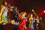 30.10.2016 Barcelona. Concierto OT el Reencuentro en el Palau St Jordi