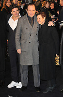 Oleg Ivenko, Ralph Fiennes and Gabrielle Tana at the &quot;The White Crow&quot; UK film premiere, Curzon Mayfair, Curzon Street, London, England, UK, on Tuesday 12th March 2019.<br /> CAP/CAN<br /> &copy;CAN/Capital Pictures