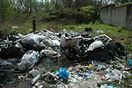 Inquinamento rifiuti in Campania