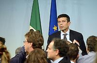 Roma, 11 Ottobre 2013<br /> Palazzo Chigi<br /> Conferenza stampa sulle azioni del Governo per la casa <br />  Nella foto Maurizio Lupi, Ministro delle Infrastrutture e trasporti.