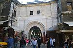 Istanbul- Gran Bazar: E' considerato il pi&ugrave; grande suk del mondo. E' costituito da migliaia di negozi e da diversi km di strade <br /> &copy; Paolo della Corte