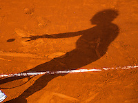 03-06-13, Tennis, France, Paris, Roland Garros,  Shadow