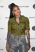 LOS ANGELES, CA - AUGUST 11: Kehlani, at Beautycon Festival Los Angeles 2019 - Day 2 at Los Angeles Convention Center in Los Angeles, California on August 11, 2019. <br /> CAP/MPIFS<br /> ©MPIFS/Capital Pictures