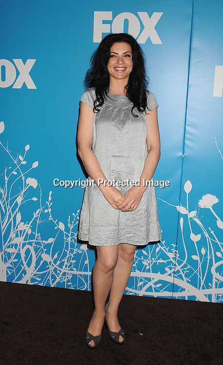 "Julianna Margulies, star of new show ""Canterbury's Law""..arriving at The FOX TV Upfront on May 17, 2007 at Wollman Rink in Central Park in New York City. ..Robin Platzer, Twin Images........212-935-0770 .."