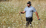 NORTH PLAINS, OR - AUGUST 21:  Andres Gonzales walks down the seventh hole during the first round of the WinCo Foods Portland Open presented by Kraft on August 21, 2014 in North Plains, Oregon.  (Photo by Steve Dykes/Getty Images) *** Local Caption *** Andres Gonzales