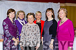 Bridie Brosnan, Noreen Browne, Anne O'Leary, Anne wrenn, emer Moynihan and Kathleen Keane  at the Killarney Soroptimists pancake morning in the Killarney Avenue Hotel on Tuesday