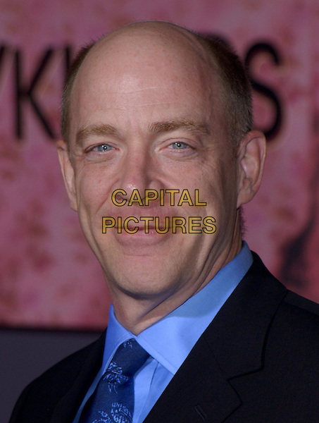 J.K. SIMMONS.Los Angeles Premiere of The LadyKillers held at The El Capitan Theatre in Hollywood, California .12 March 2004.*UK Sales Only*.portrait, headshot .www.capitalpictures.com.sales@capitalpictures.com.©Capital Pictures.