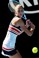 MELBOURNE,AUSTRALIA,24.JAN.18 - TENNIS - WTA Tour, Grand Slam, Australian Open. Image shows Karolina Pliskova (CZE). Photo: GEPA pictures/ Matthias Hauer / Copyright : explorer-media
