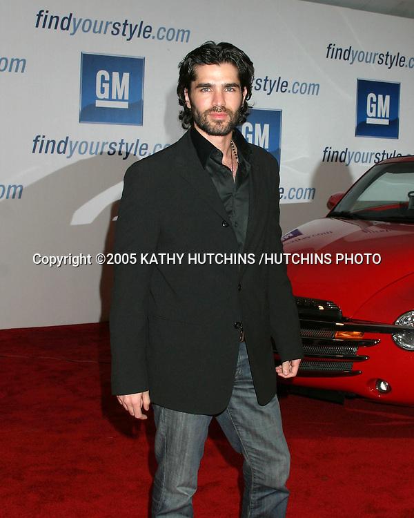 EDUARDO VERASTEGUI.GM TEN EVENT.LOS ANGELES, CA.FEBRUARY 22, 2005.©2005 KATHY HUTCHINS /HUTCHINS PHOTO..