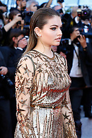 "Thylane Blondeau at the ""Okja"" premiere during the 70th Cannes Film Festival at the Palais des Festivals on May 19, 2017 in Cannes, France. (c) John Rasimus /MediaPunch ***FRANCE, SWEDEN, NORWAY, DENARK, FINLAND, USA, CZECH REPUBLIC, SOUTH AMERICA ONLY***"