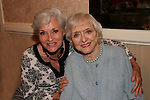 Lee Meriwether - AMC & Celeste Holm - Loving at 4th Annual Mid-Atlantic Nostalgia Convention in Aberdeen, Maryland. (Photo by Sue Coflin/Max Photos)