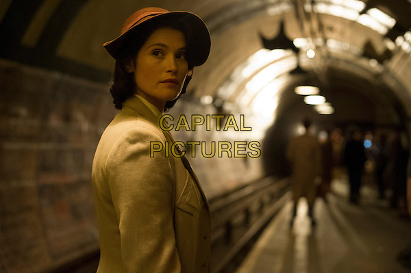 Their Finest (2016) <br /> Gemma Arterton <br /> *Filmstill - Editorial Use Only*<br /> CAP/FB<br /> Image supplied by Capital Pictures