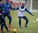 05.02.2019: Rangers training: Glen Kamara