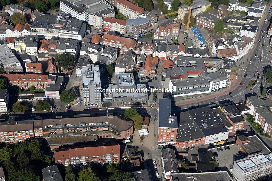 Bergedorfer Strasse, Sachsentor, Mohnhof: EUROPA, DEUTSCHLAND, HAMBURG, (EUROPE, GERMANY), 15.09.2016: Bergedorfer Strasse, Sachsentor, Mohnhof