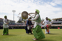 Entertainment from the hot spot during the hydration break during Pakistan vs Bangladesh, ICC World Cup Cricket at Lord's Cricket Ground on 5th July 2019