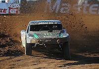 Apr 16, 2011; Surprise, AZ USA; LOORRS driver Jeremy McGrath (2) during round 3 at Speedworld Off Road Park. Mandatory Credit: Mark J. Rebilas-