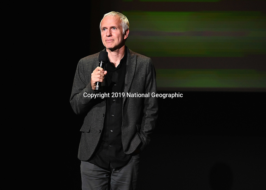 "LOS ANGELES - JUNE 5:  James Younger attends an FYC event for National Geographic's ""The Story of God"" at the TV Academy on June 5, 2019 in Los Angeles, California. (Photo by Scott Kirkland/National Geographic/PictureGroup)"