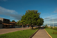 Orla de Marabá.<br /> Marabá, Pará, Brasil.<br /> Foto Paulo Santos<br /> 30/03/2010