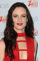 www.acepixs.com<br /> February 9, 2017  New York City<br /> <br /> Juliette Lewis attending the American Heart Association's Go Red For Women Red Dress Collection 2017 presented by Macy's at Fashion Week at Hammerstein Ballroom on February 9, 2017 in New York City.<br /> <br /> Credit: Kristin Callahan/ACE Pictures<br /> <br /> <br /> Tel: 646 769 0430<br /> Email: info@acepixs.com