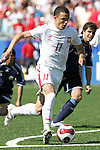 12 July 2007: Poland's Dawid Janczyk. Argentina's Under-20 Men's National Team defeated Poland's Under-20 Men's National Team 3-1 in a  round of 16 match at the National Soccer Stadium (also known as BMO Field) in Toronto, Ontario, Canada during the FIFA U-20 World Cup Canada 2007 tournament.