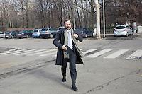 Vigevano (Pavia): Umberto Ambrosoli candidato per il centrosinistra alla carica di presidente della regione Lombardia, apre il suo tour elettorale.....