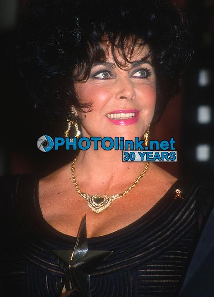 Elizabeth Taylor 1993<br /> Photo By Michael Ferguson/PHOTOlink.net