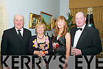 St. Michael's College Valentine's Ball : Attending the St Michaels College Ball on Saturday night last which was held at The Listowel Arms Hotel were Buddy & Mary Scanlon & Monica & John Kelleher,