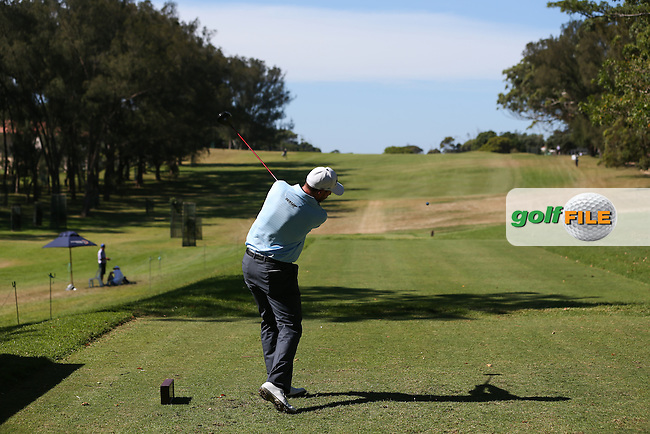 David Howell (ENG) drives up the 15th during Round Three of the Africa Open 2015 at the East London Golf Club, East London, Eastern Cape, South Africa. Picture:  David Lloyd / www.golffile.ie. 07/03/2015