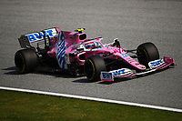 10th July 2020; Styria, Austria; FIA Formula One World Championship 2020, Grand Prix of Styria free practice sessions;  18 Lance Stroll CAN, BWT Racing Point F1 Team