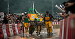 Competitors in action during the Red Bull Soapbox on June 14, 2012 in Hong Kong. Photo by Andy Jones / The Power of Sport Images