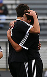 Toms River East takes on Jackson Memorial High School in a boys varsity soccer game held at Toms River East High School in Toms River on Monday October 9, 2017.<br /> <br /> (Mark R. Sullivan | For NJ Advance Media)