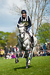 Badminton, Gloucestershire, United Kingdom, 4th May 2019, Will Furlong riding Collien P 2 during the Cross Country Phase of the 2019 Mitsubishi Motors Badminton Horse Trials, Credit:Jonathan Clarke/JPC Images