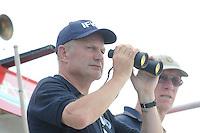 SKÛTSJESILEN: IFKS voorzitter Sicko Heldoorn, ©foto Martin de Jong