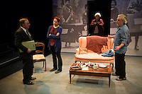 Forget Me Not presented by Upstream Theatre at Kranzberg Arts Center in St. Louis, MO on Jan 30, 2014.