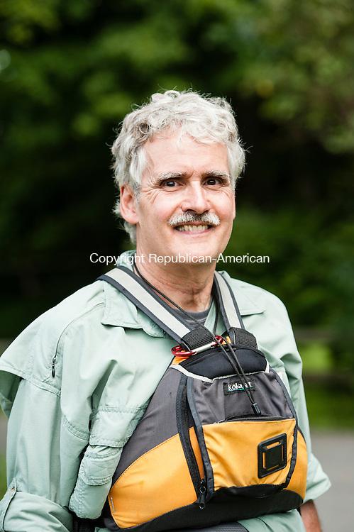 CORNWALL, CT-7 August 2014-080714EC01-  Active Outdoors columnist Tim Jones. Erin Covey Republican-American