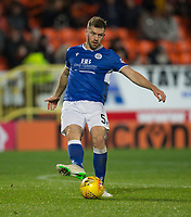16th November 2019; Tannadice Park, Dundee, Scotland; Scottish Championship Football, Dundee United versus Queen of the South; Darren Brownlie of Queen of the South  - Editorial Use