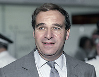 Sir Leon Brittan, Conservative Party, UK, former MP, European Commissioner for Competition, October, 1994, 199410005281<br />
