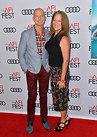 LOS ANGELES, CA. November 09, 2018: Blaire Baron &amp; Scott Fifer at the AFI Fest 2018 world premiere of &quot;Green Book&quot; at the TCL Chinese Theatre.<br /> Picture: Paul Smith/FeatureflashLOS ANGELES, CA. November 09, 2018: Alex Meneses at the AFI Fest 2018 world premiere of &quot;Green Book&quot; at the TCL Chinese Theatre.<br /> Picture: Paul Smith/FeatureflashLOS ANGELES, CA. November 09, 2018: Blaire Baron &amp; Scott Fifer at the AFI Fest 2018 world premiere of &quot;Green Book&quot; at the TCL Chinese Theatre.<br /> Picture: Paul Smith/Featureflash