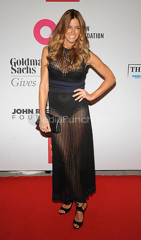New York,NY- October 28: Kelly Bensimon attends the Elton John AIDS Foundation's 13th Annual An Enduring Vision Benefit at Cipriani Wall Street on October 28, 2014 in New York City In New York City on October 27, 2014 . Credit: John Palmer/MediaPunch