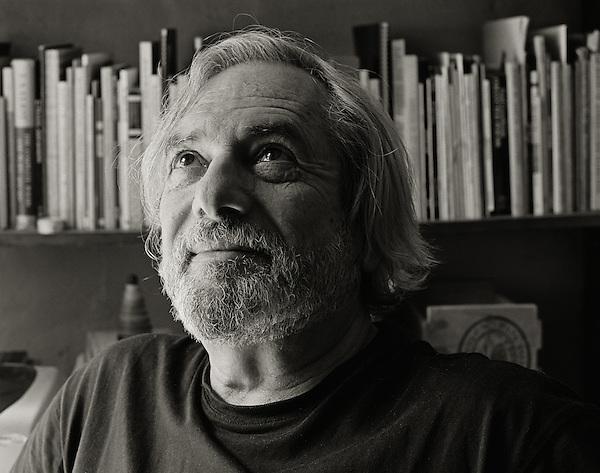 Larry Fagin, 2008.  Poet.