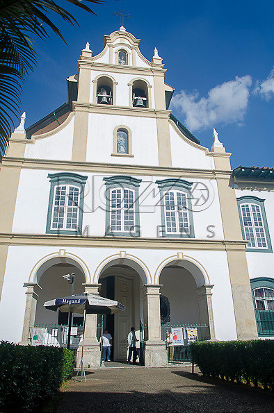 Museu de Arte Sacra e Mosteiro da Luz, São Paulo - SP, 02/2013.