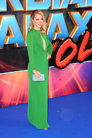 www.acepixs.com<br /> <br /> April 24 2017, New York City<br /> <br /> Jennifer Holland arriving at the European Gala screening of 'Guardians of the Galaxy Vol. 2' at the Hammersmith Apollo on April 24, 2017 in London<br /> <br /> By Line: Famous/ACE Pictures<br /> <br /> <br /> ACE Pictures Inc<br /> Tel: 6467670430<br /> Email: info@acepixs.com<br /> www.acepixs.com