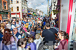 Music on the streets of Cahersiveen all weekend with a great festival atmosphere for all the family.