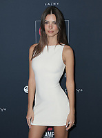 17 November 2019 - Los Angeles, California - Emily Ratajkowski . Go Campaign's 13th Annual Go Gala held at NeueHouse Hollywood. Photo Credit: PMA/AdMedia